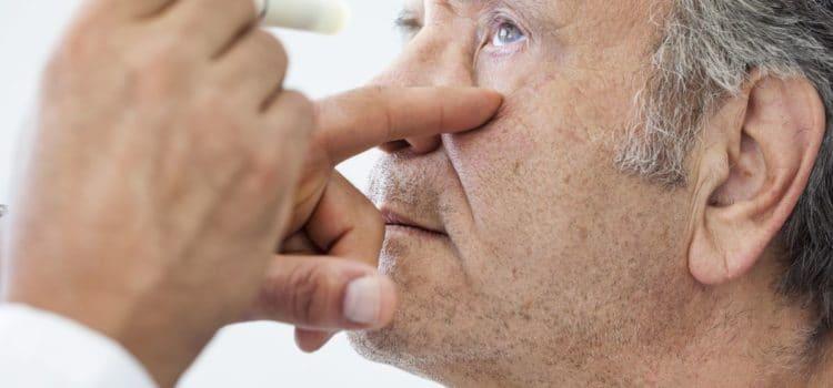 Irydotomia laserowa wleczeniu jaskry